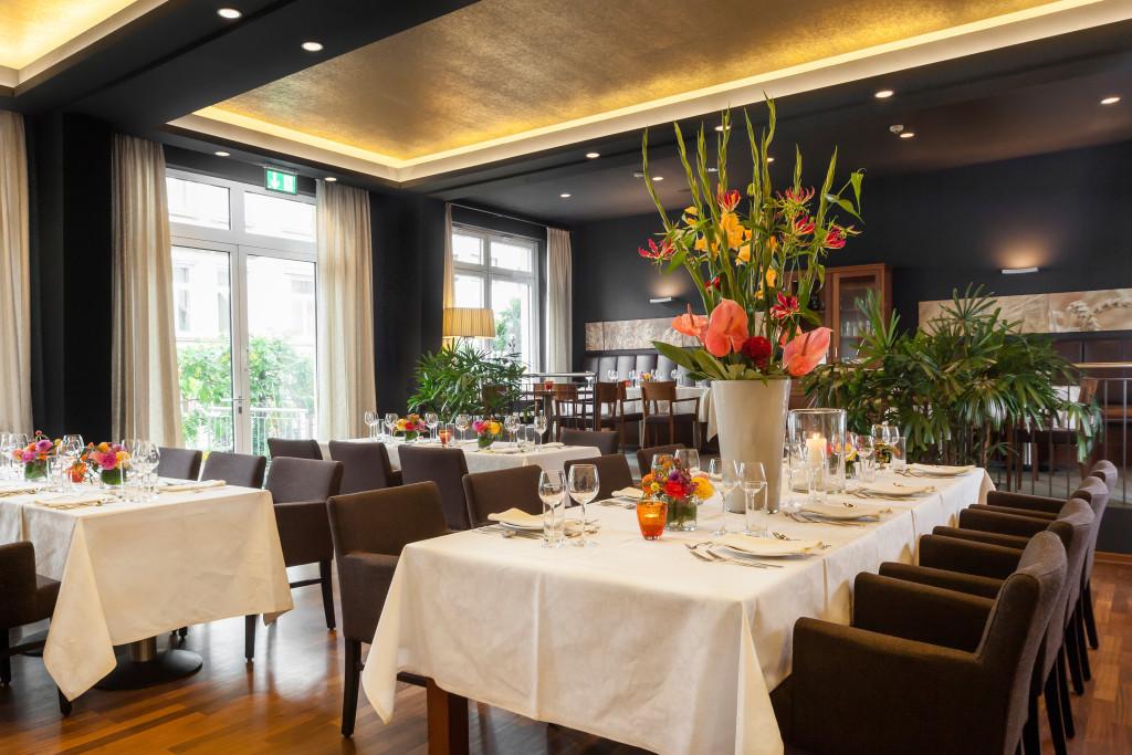 Villa Orange Frankfurt, Organic Restaurant