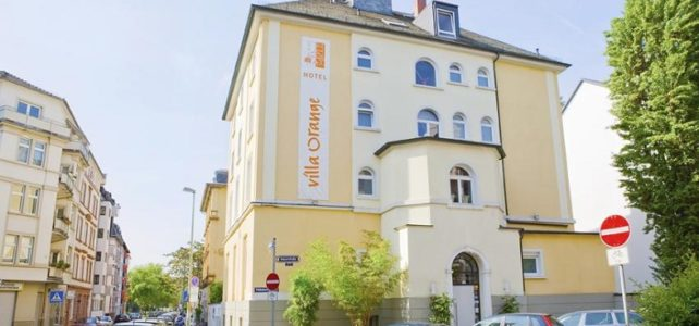 Interview with Christiane Hütte of Bio Business Hotel Villa Orange, Frankfurt