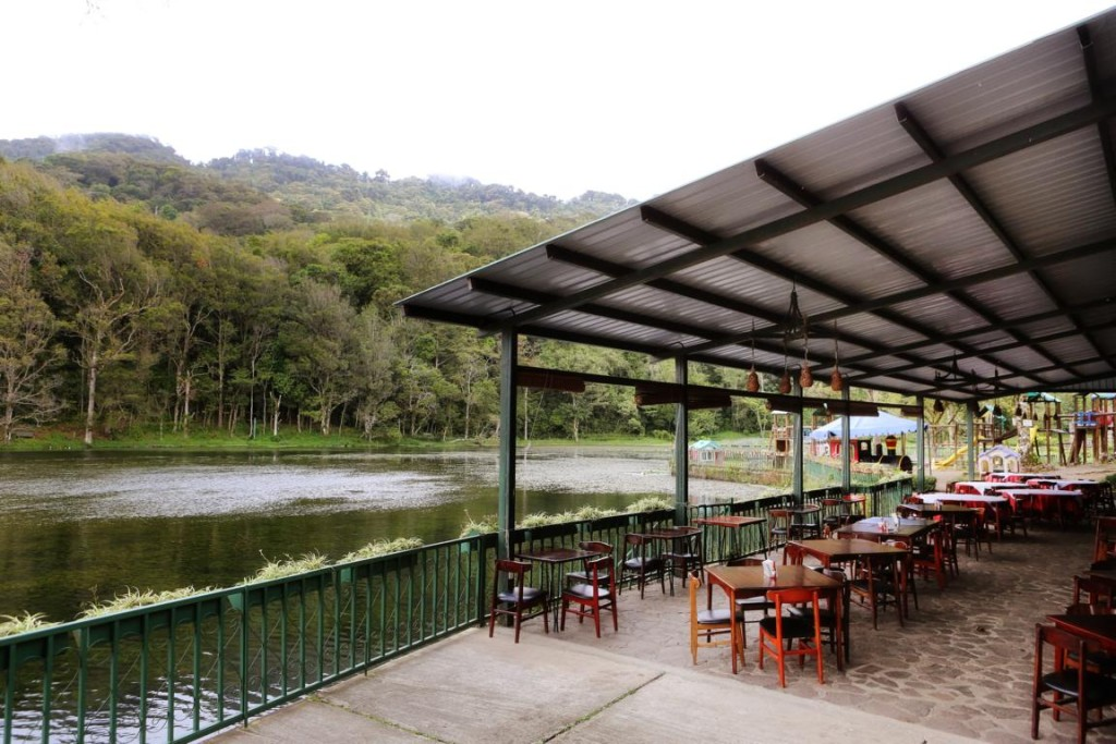 Restaurant at Selva Negra Ecolodge, Nicaragua