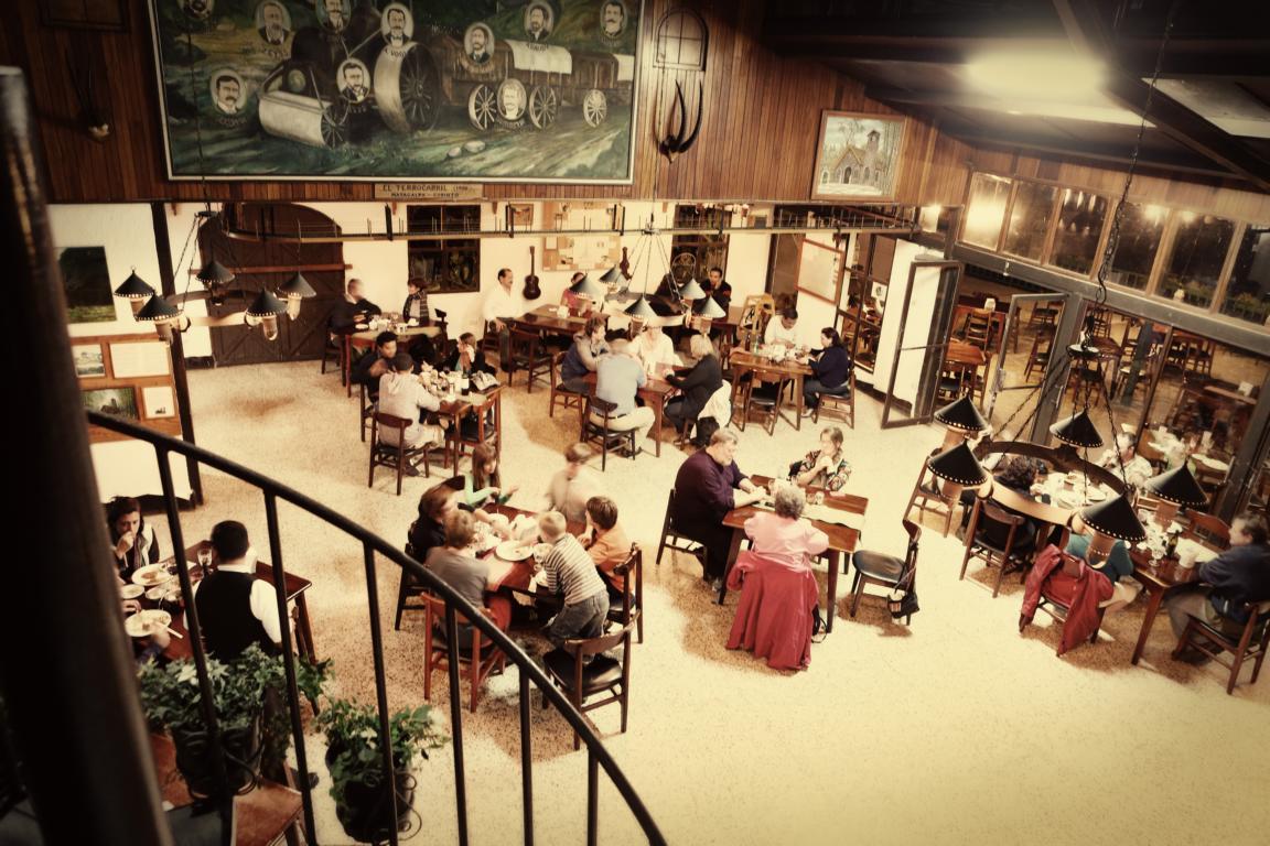 Restaurant at Selva Negra Ecolodge, Nicaragua Sustainability at Selva Negra Ecolodge, Nicaragua