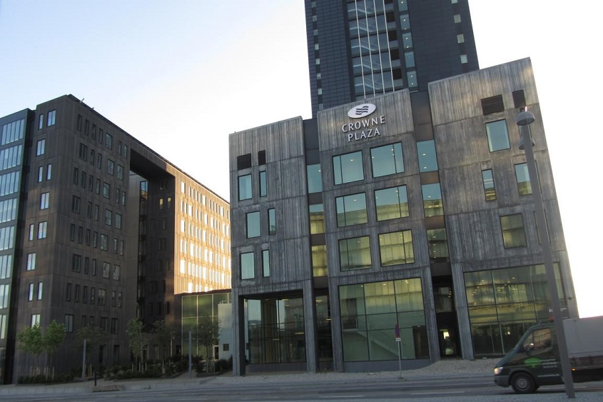 Crowne Plaza Copenhagen Towers Business Hotel