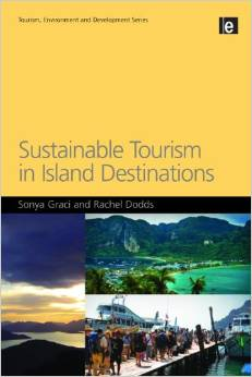 Sustainable tourism in Island Destinations book