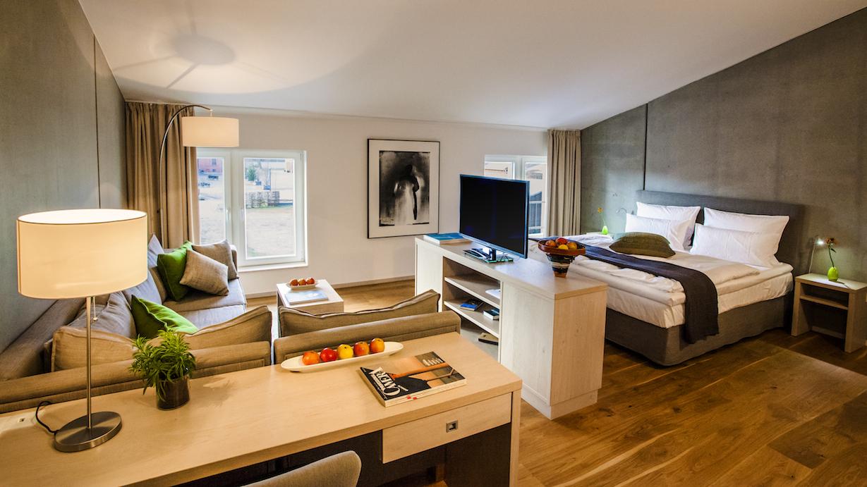 Room at Landgut Stober business hotel