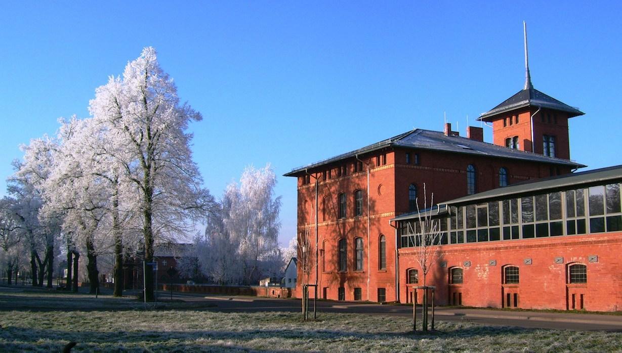 Winter at Landgut Stober green business hotel