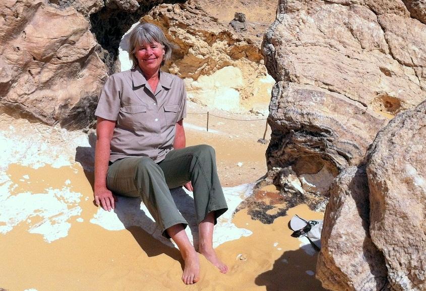 Sustainable tourism expert Megan Epler Wood