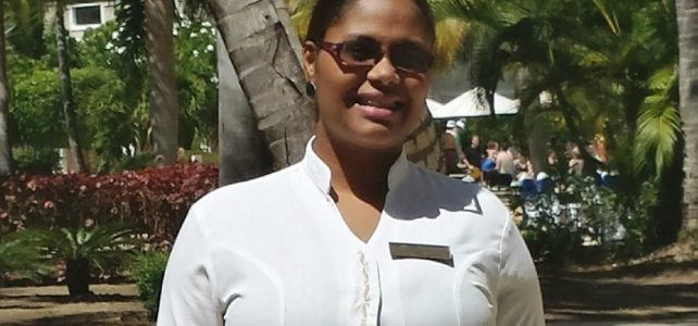 Interview with Madeline Svelti Diaz on Sustainability at Dreams Palm Beach Resort, Punta Cana