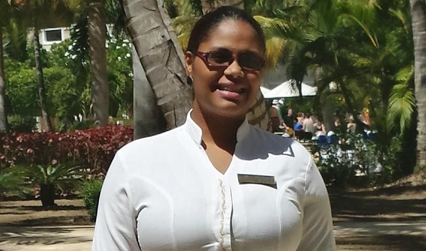 Madeline Svelti Diaz, Dream Palm Beach Punta Cana