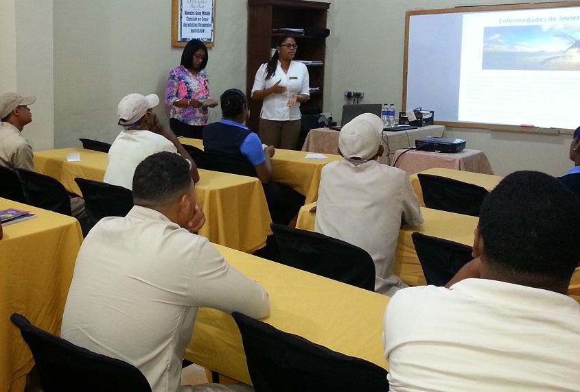 Gerente de Higiene y Calidad en Dreams Palm Beach Punta Cana