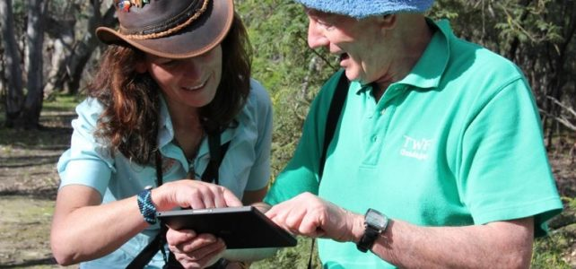 Interview with Janine Duffy of Echidna Walkabout Wildlife Tours Melbourne
