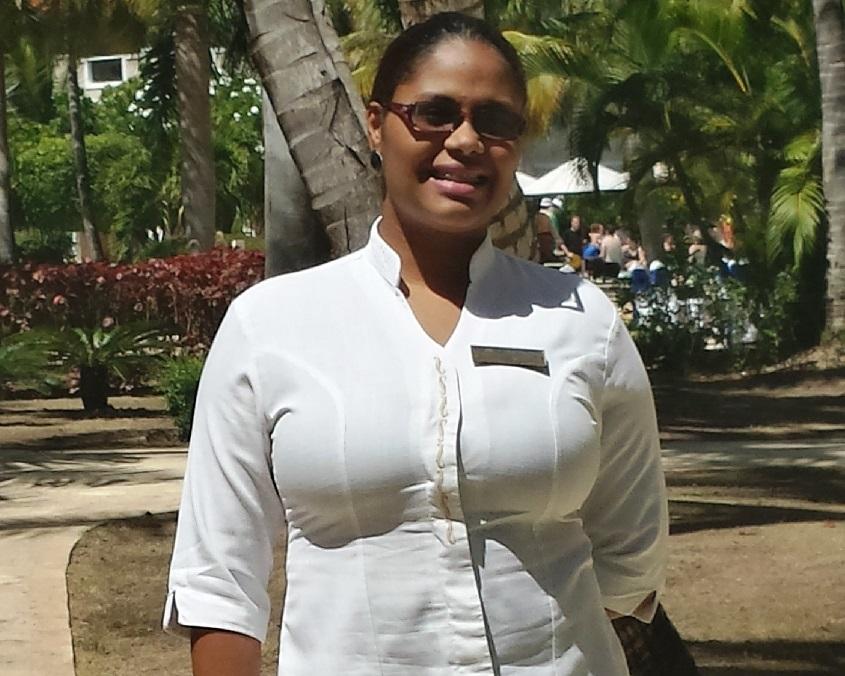 Madeleine Svelti Diaz - Gerente de Higiene y Calidad en Dreams Palm Beach Punta Cana