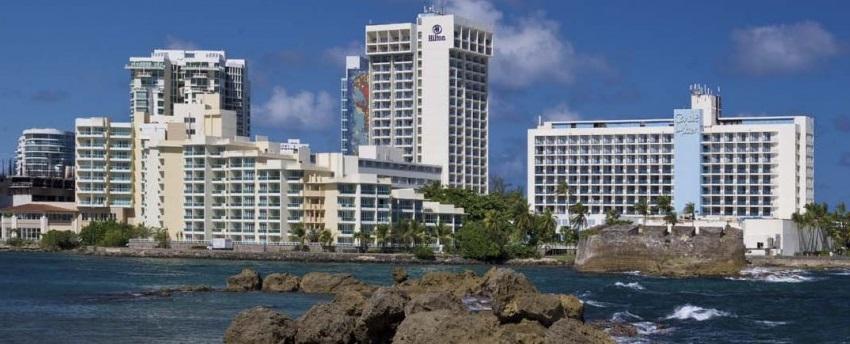 Caribe Hilton Hotel San Juan Puerto Rico