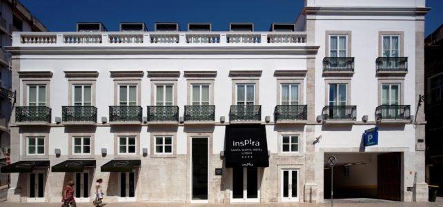 Sustainability at Inspira Santa Marta Boutique Hotel, Lisbon