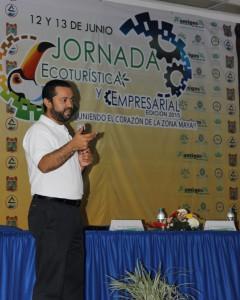 Vicente Ferreyra Acosta, Jornada Ecoturistica