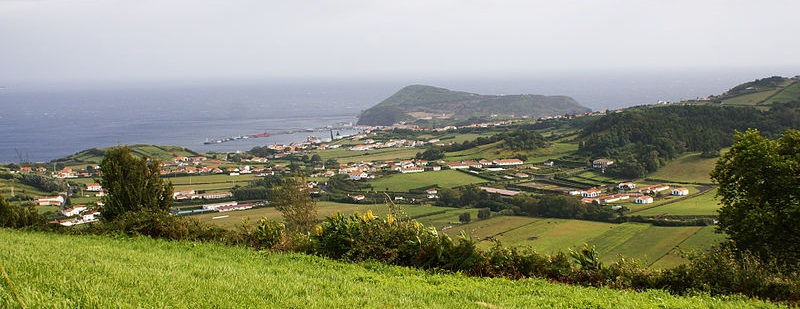 Destino sostenible Azores Portugal