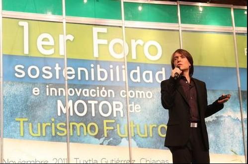 Ronald Sanabria of Rainforest Alliance on sustainable tourism