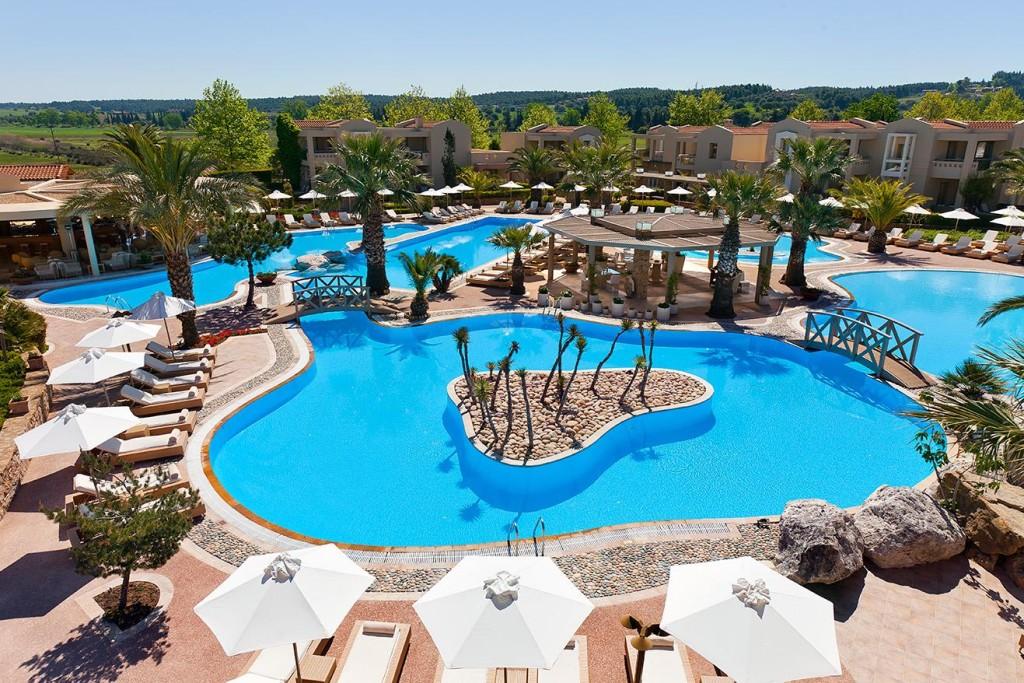 Sani Resort and Hotels, Greece