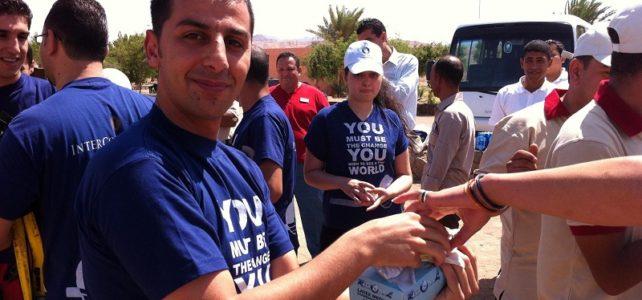 Interview with Abdulla Radaideh, InterContinental AQABA Resort, Jordan