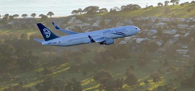 Interview with Christopher Luxon about the Sustainability Strategy of Air New Zealand