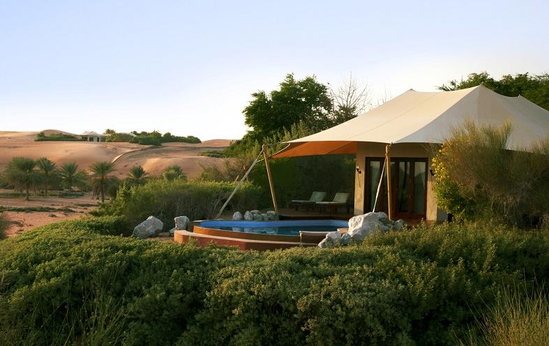 Al Maha Resort Dubai estrategia de sostenibilidad