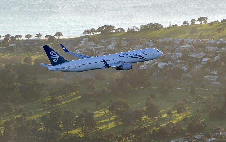 Air New Zealand estrategia sostenibilidad