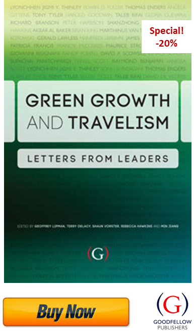 Book Review: Green Growth and Travelism – Letters from Leaders