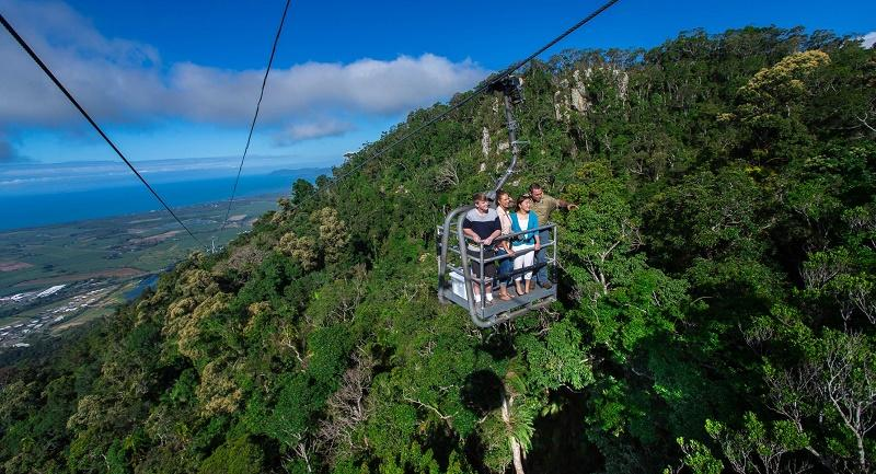 Interview Marni Barnett Skyrail Rainforest Cableway In