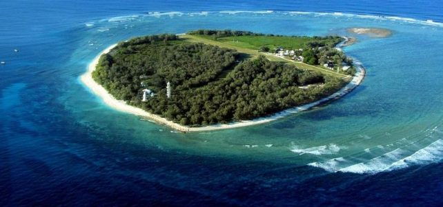 Destination Queensland - Lady Elliot Island