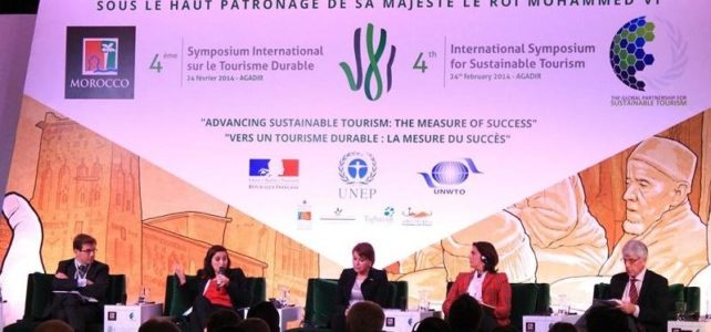 Interview with Nada Roudies, General Secretary Ministry of Tourism Morocco