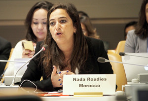 Nada Roudies, driving sustainable tourism in Morocco