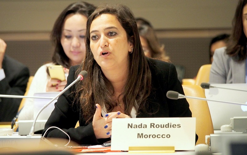 Nada Roudies interview