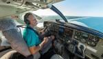 Pilot Peter Gash, Lady Elliot Island