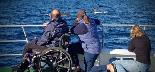 Entrevista con Brian y Jill, Whale Watch Hervey Bay en Queensland, Australia