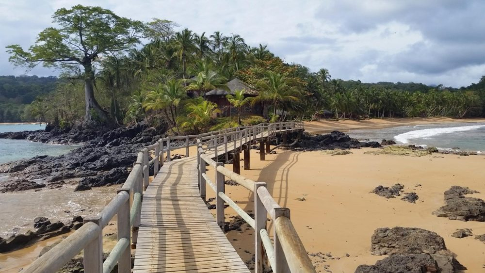 Biosphere Hotel Bom Bom Island Resort, Principe