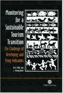 Monitoring for a sustainable tourism transition - book
