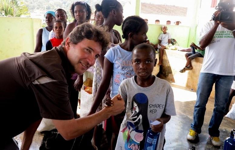 Philippe Moreau Tourism Lead HBD Principe