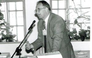 Geoffrey Lipman in 1990's