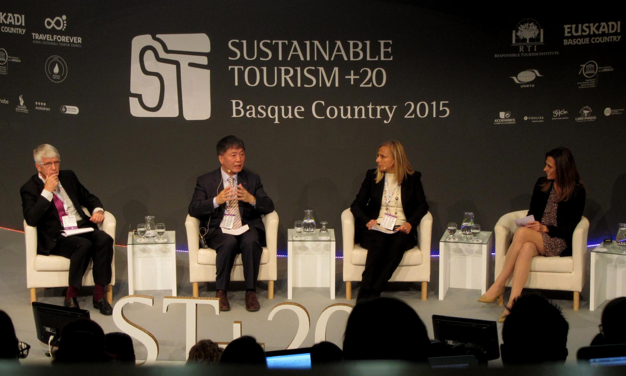Sustainable Tourism Summit 2015