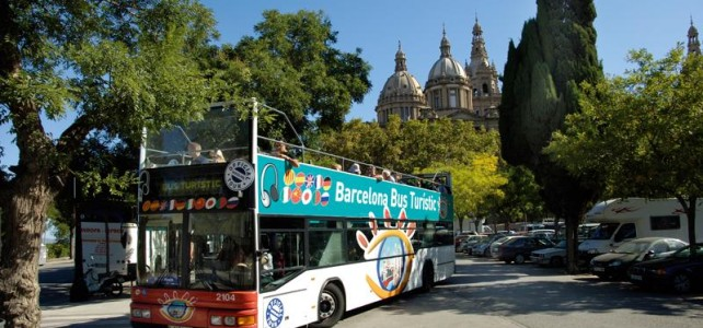 Barcelona Tourist Bus - Public transport