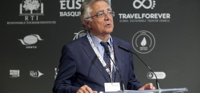 Interview with Tomás Azcárate about Responsible Tourism in Spain
