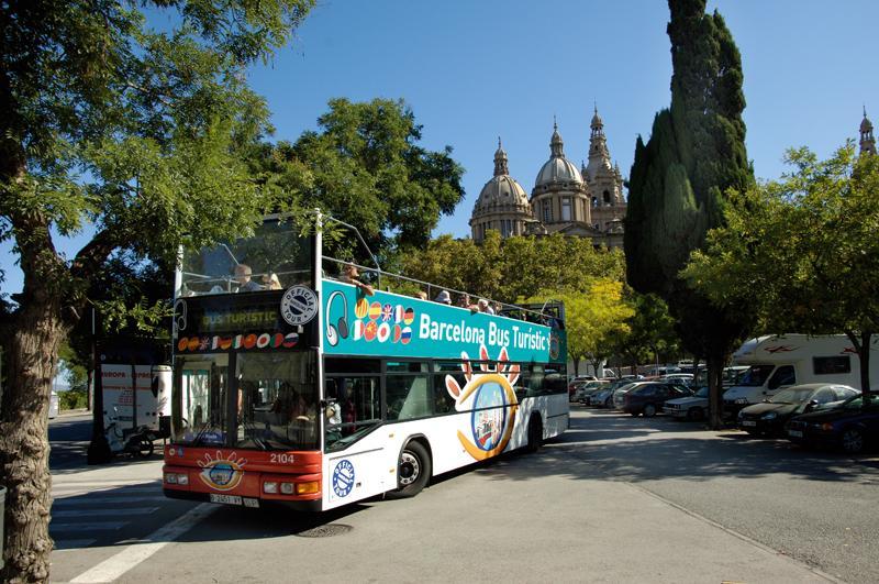 Transporte turistico en Bacelona
