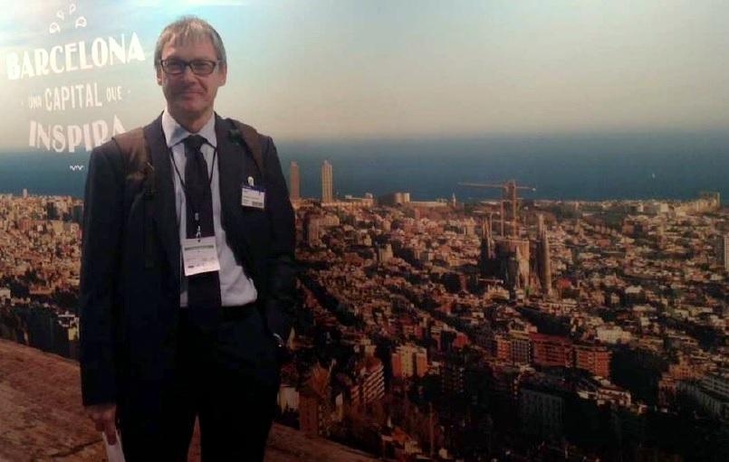 Xavier Suñol responsable desarollo turismo sostenible Barcelona
