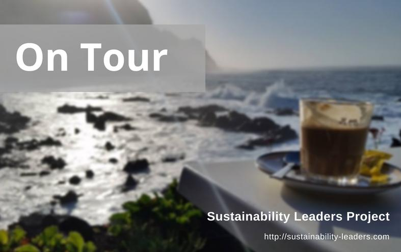 Sustainability Leaders Project on Tour