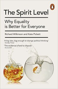 Book The Spirit Level - Why Equality is Better for Everyone