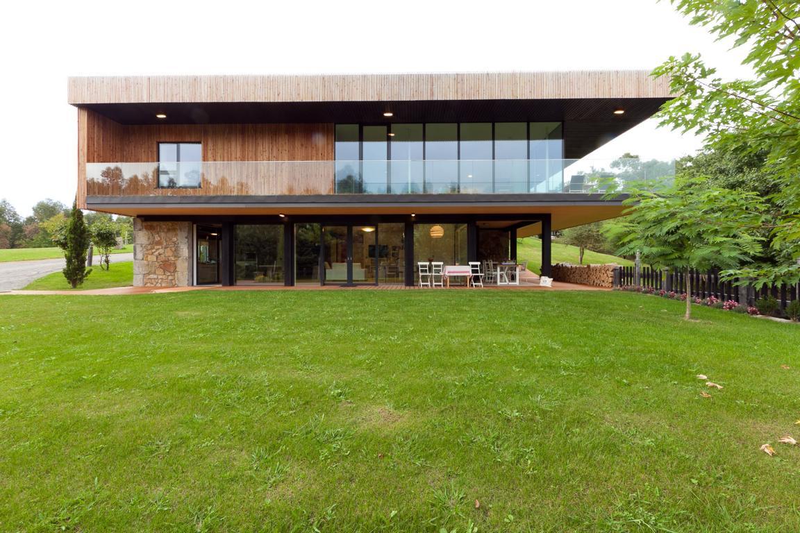 Casa VITA, casa rural sostenible País Vasco