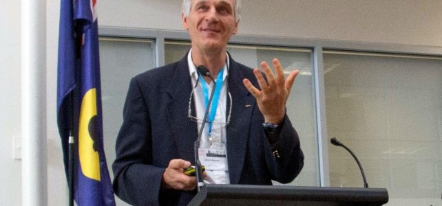 Interview with David Weaver on Tourism Research and Destination Australia