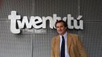 Ignasi Uño CEO TwentyTu Hi-tech Hostel Barcelona