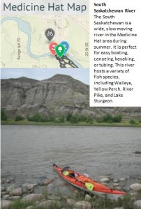 Medicine hat outdoor recreation