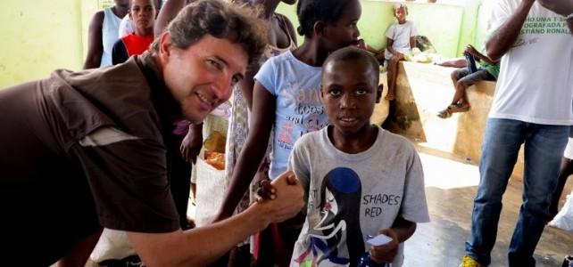 Philippe Moreau Biosphere proyecto agua Isla Principe Africa
