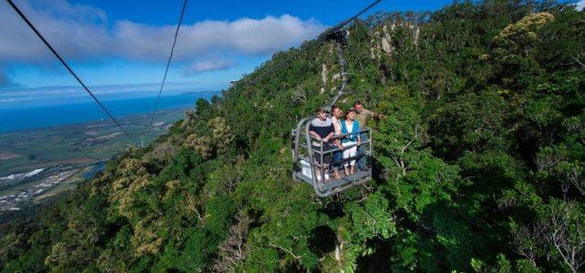 Entrevista con Marni Barnett, Skyrail Rainforest Cableway en Cairns, Australia