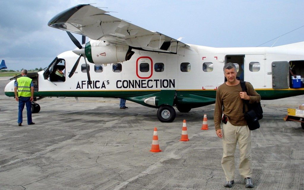 UNESCO Reserva de la Biosfera Isla Príncipe